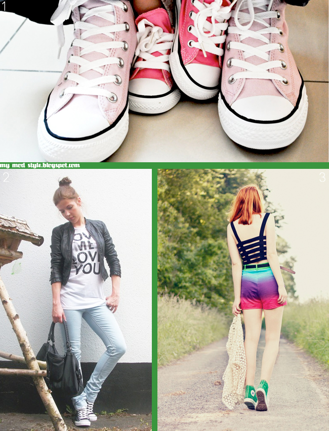 Converse Collage 4