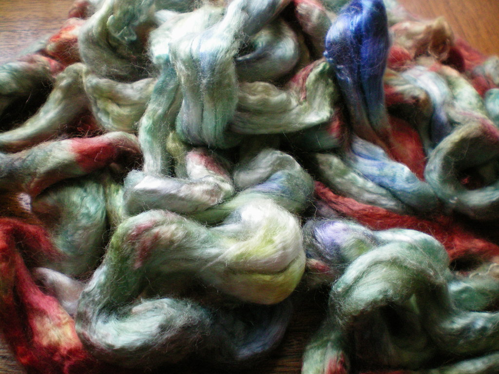 Tour de Fleece - Day 19