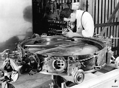 1947 Harvard Cyclotron at Los Alamos