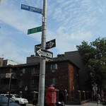 One block north of the Doo Wop Corner, 188th Street is named in honor of Dion.