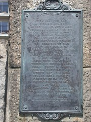 Photo of Bronze plaque number 10954