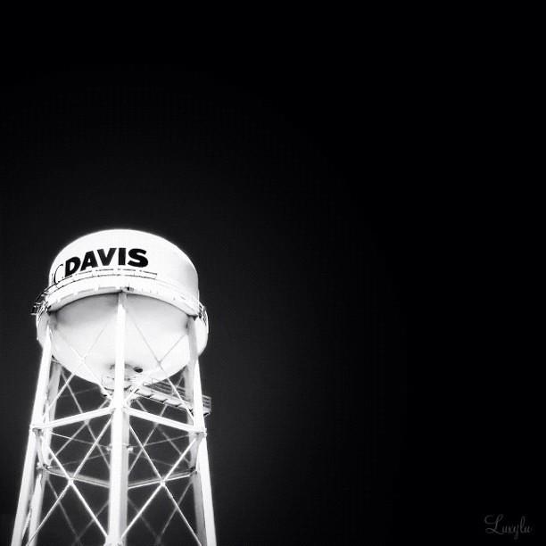 Davis Water Tower uc Davis Water Tower | Oddly