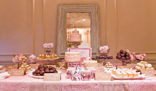 Inspiration Wedding Dessert Buffets Austin Wedding Blog