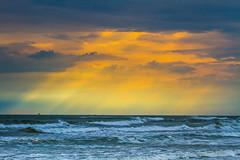 Gulf Coast Autumn Sun
