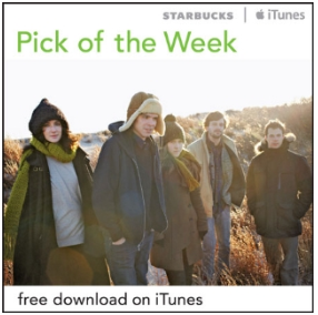 Starbucks iTunes Pick of the Week - Dirty Projectors - Gun Has No Trigger