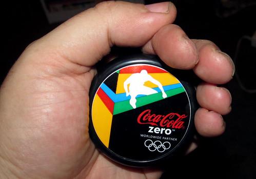 2012 ioio zero promo London Olympics Coca-Cola Rio de Janeiro Brazil by roitberg