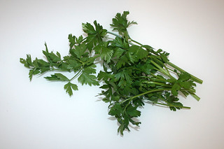 11 - Zutat Petersilie / Ingredient parsley