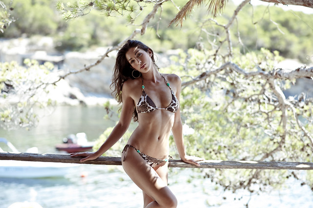 Ibiza style watch: Bikini boutique