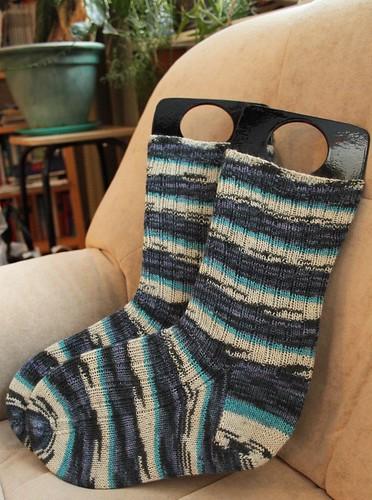 Heikin kirjavat sukat IMG_1172b