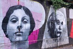Isadora Duncan & Albert Einstein