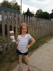 Ice cream in Alden, Michigan by PrincessKaryn