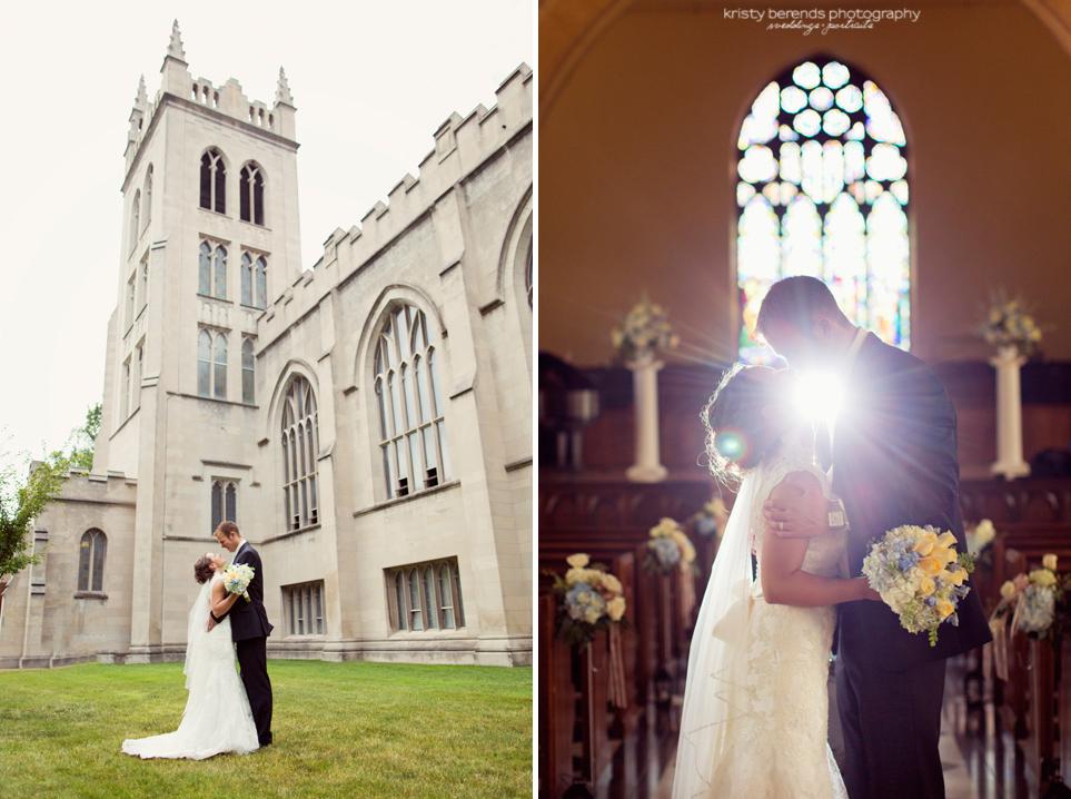 Hope College Wedding