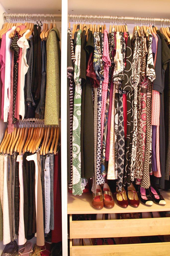 Organized Closet Nicole2