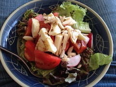 Lunch, August 7