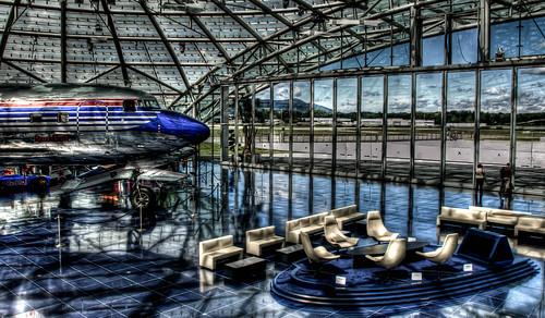 Hangar 7 - Salzburg, Austria