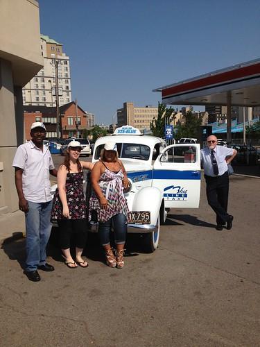 Blue Line Taxi 2012