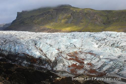 Svinafellsjokull glacier tongue (5)