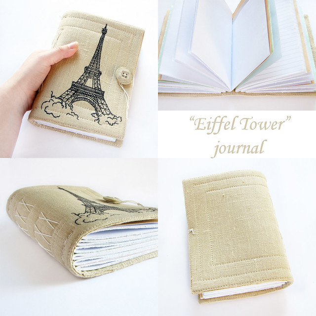 eifell tower journal