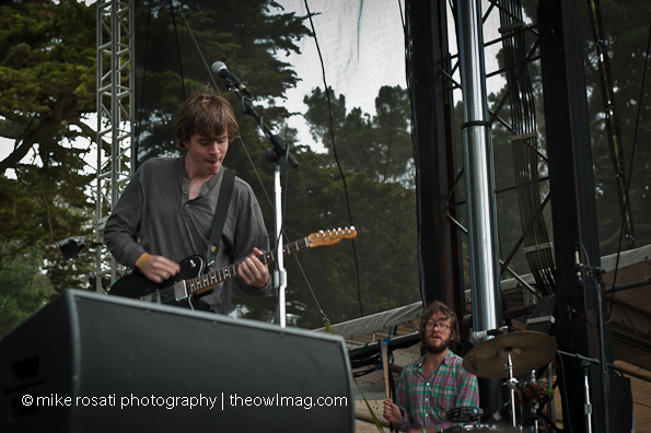Yellow Ostrich @ Outside Lands 2012