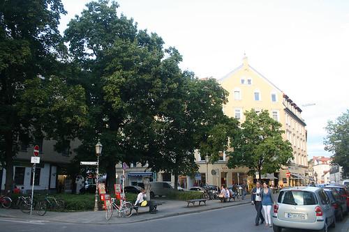 Feilitzschstraße, Schwabing