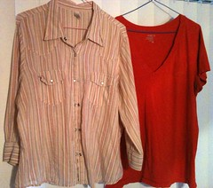 Mix and Match Refashion - Before