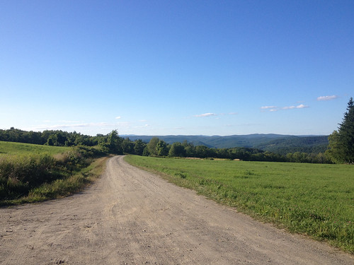 From Atop Patten Hill Rd