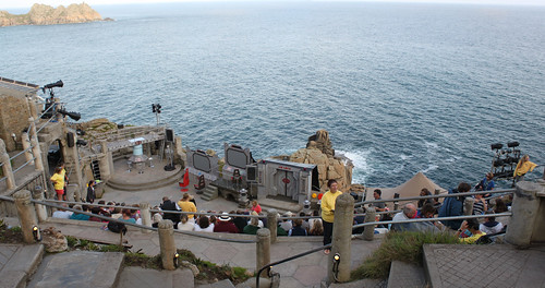 Minack Theatre by Stocker Images