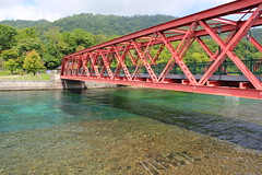 Yamasen-Tekkyō Bridge / 山線鉄橋