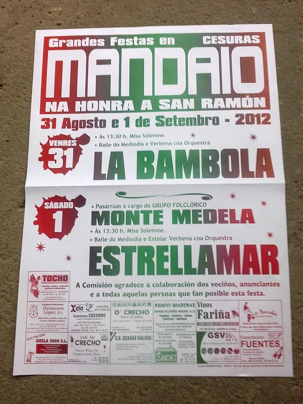 FESTAS EN MANDAIO-CESURAS