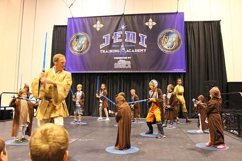Jedi Training Academy - Star Wars Celebration VI
