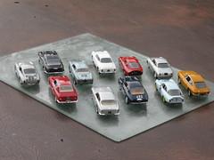 Zagato collection - Porsche 356GTL Abarth, Lancia Flaminia, Flavia & Appia, Fiat 8V, Alfa Romeo 1900SSZ, TZ, Giulietta SZ & Coda Tronca, Lancia Fulvia Sport