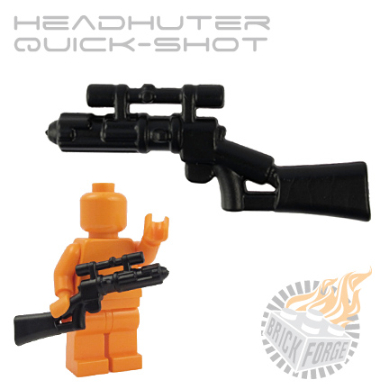 Headhunter Quickshot - Black