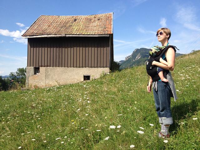 vee's 1st hike