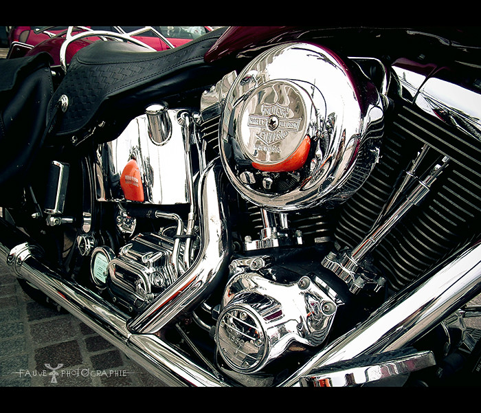 [PHOTO] Harley Chrome