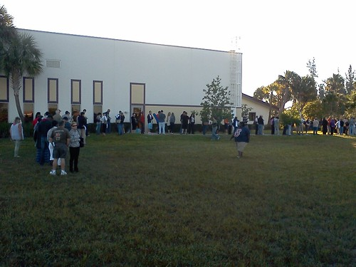 Palm Beach County Polls Close