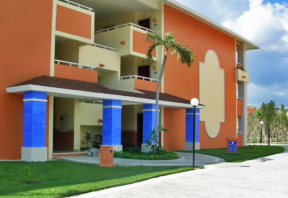 vacation in cancun-resort