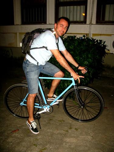 Estilo Bicicletada - 1