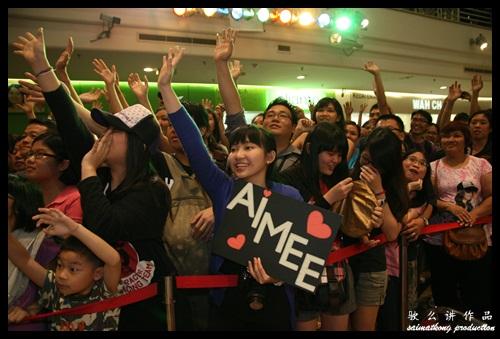陈茵媺 Aimee Chan fans!