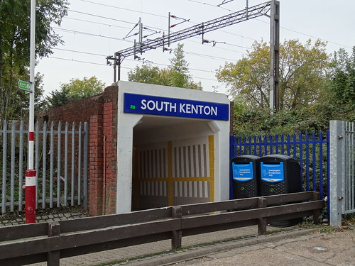024 - South Kenton entrance