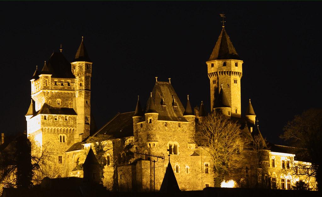Burg Philippstein Hesse Germany Tripcarta