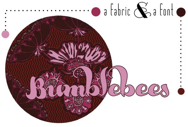 Bumblebees + AMH Field Study Specimen Raspberry