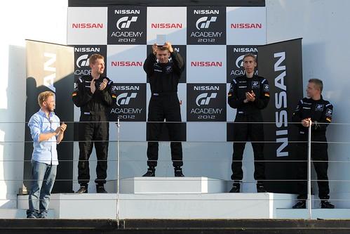 Podium Nissan GT Academy 2012.JPG.JPG
