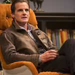 Mark H. Dold in the Huntington Theatre Company's production of Harold Pinter's BETRAYAL. Nov. 9 – Dec. 9, 2012 at the Avenue of the Arts / BU Theatre. huntingtontheatre.org. Photo: T. Charles Erickson