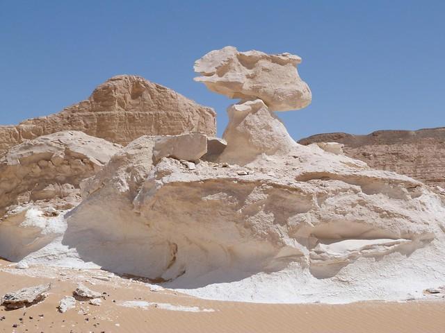 Desierto blanco (Egipto)