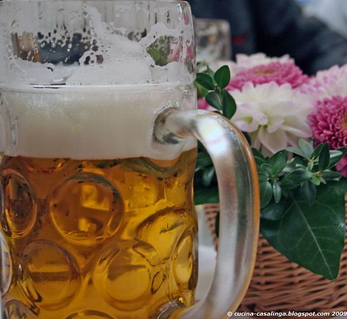 Bier Blumen klein copyr