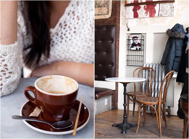 Ost Cafe // East Village