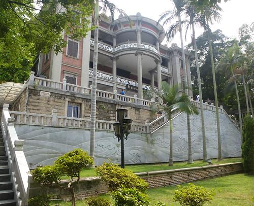 Fujian-Gulang Yu- Centre de l'ile-Koxinga-Memorial (5)