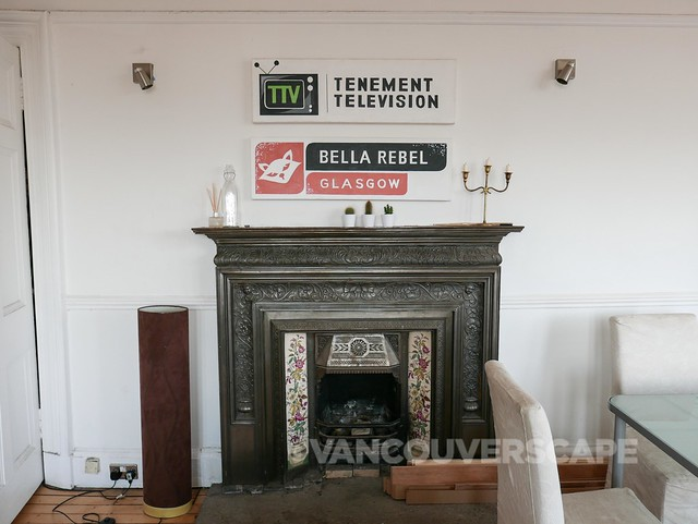 Glasgow/Tenement TV HQ