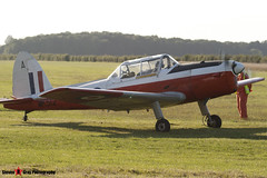 G-BXIM WK512 A - C1 0548 - Private - De Havilland Canada DHC-1 Chipmunk 22 - Little Gransden - 070826 - Steven Gray - IMG_4287