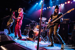 The Sidekicks at Irving Plaza in NYC on 4/22/16